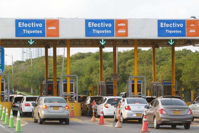 Concesión vial de Cartagena
