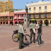 Cartagena - manejo de Covid-19