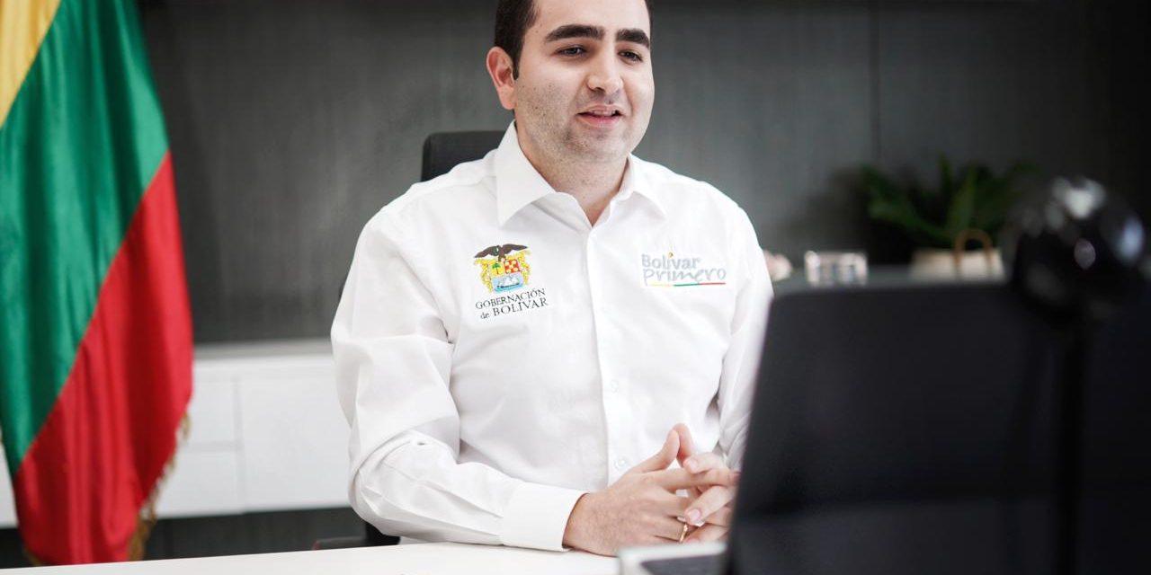 Gobernador Vicente Blel