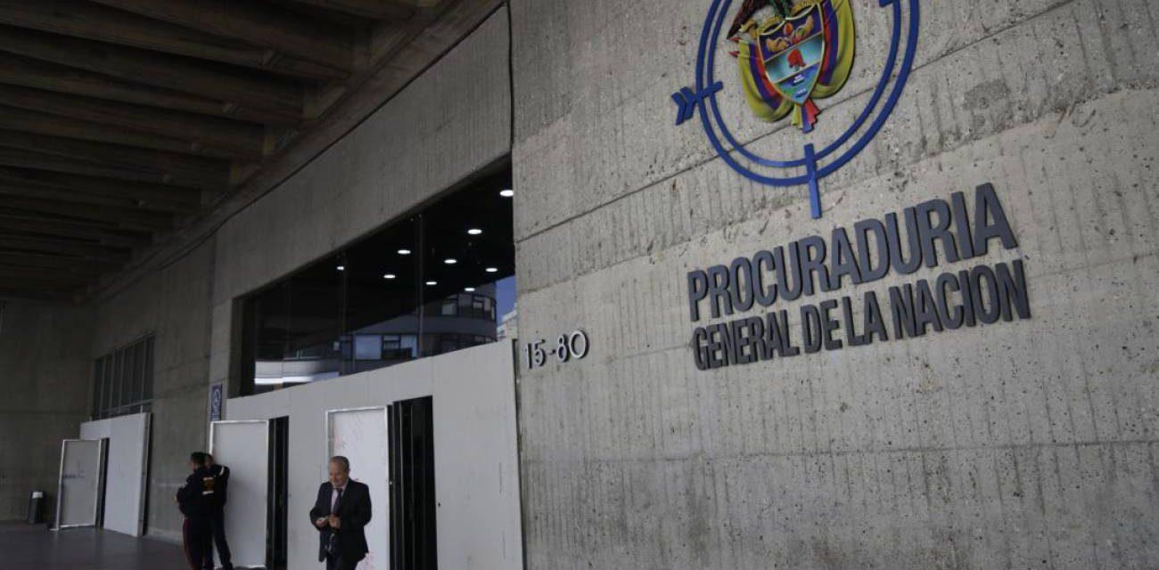 Procuraduría General de la Nación.