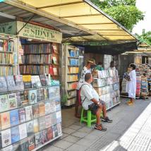 Libreros del Parque Centenario