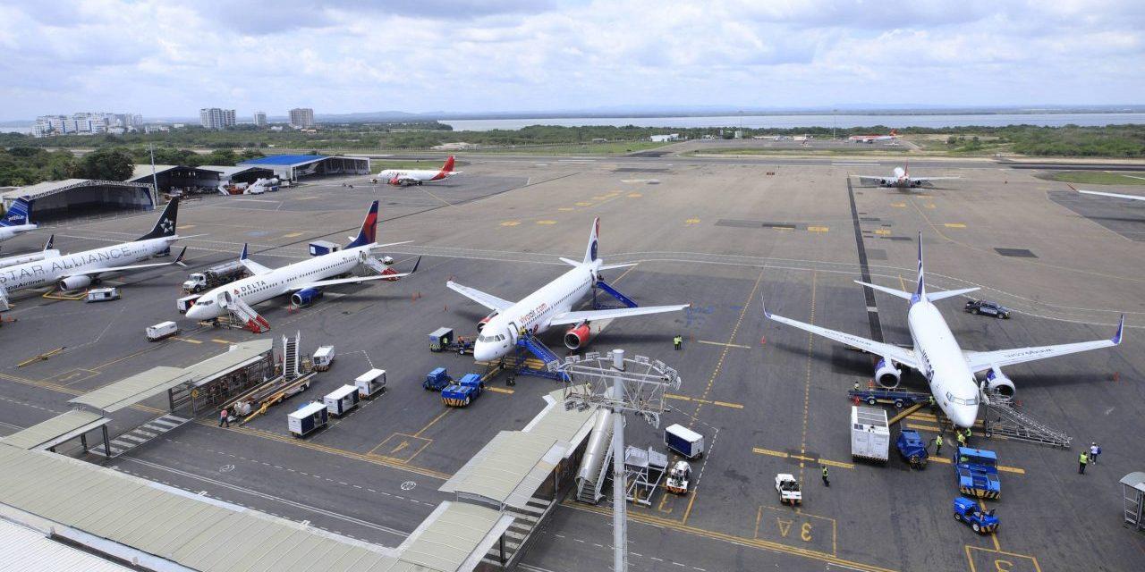 Aeropuerto Rafael Núñez