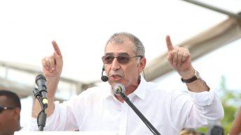 William Dau, Alcalde de Cartagena